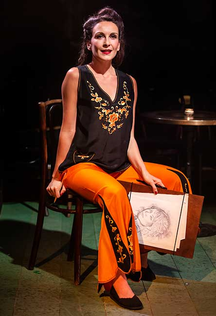 Aspects of Love   Southwark Playhouse   Theatre and Bar
