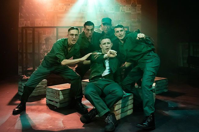 Dogfight | Southwark Playhouse | Theatre and Bar