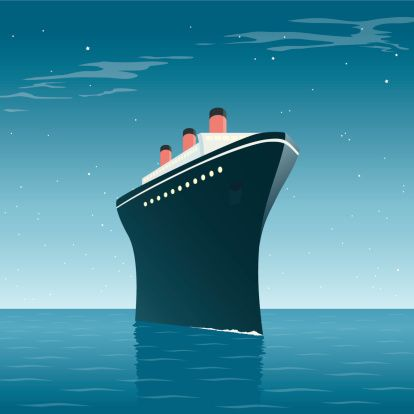 They Sailed Away