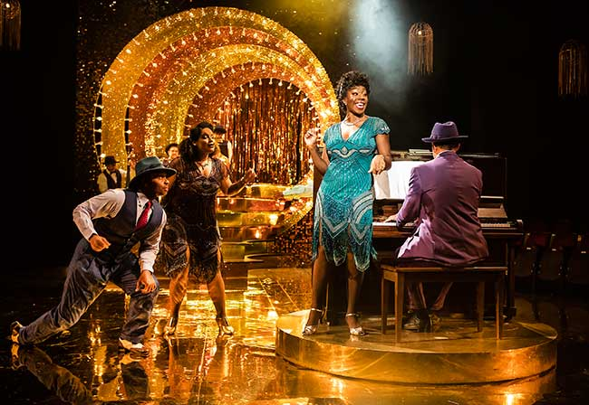 Image result for ain't misbehavin, southwark playhouse